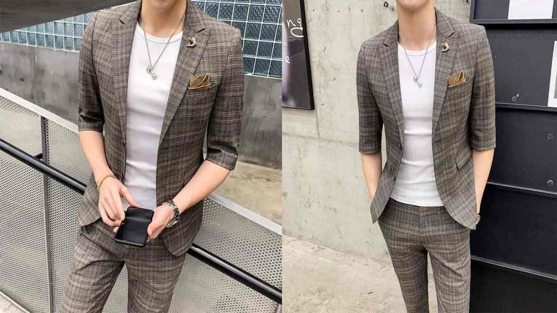 Boyfriend Prom Suit – 2021 Fashion Trends