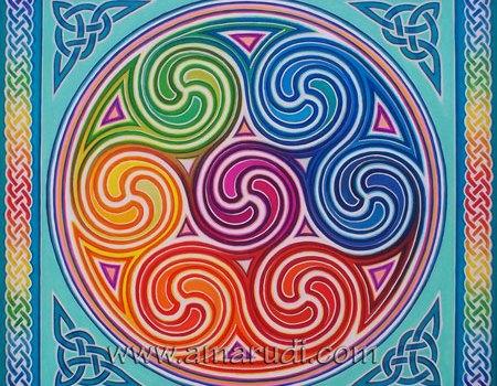 Les 7 Spirales d'Aberlemno