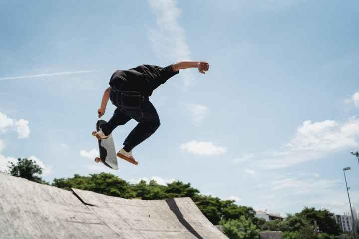 Taking risks develops self-belief