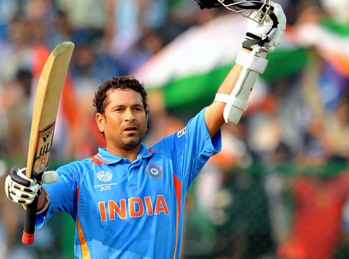 Sachin Tendulkar is the best batsman of all times and is a great example of a successful man who has achieved massive success.