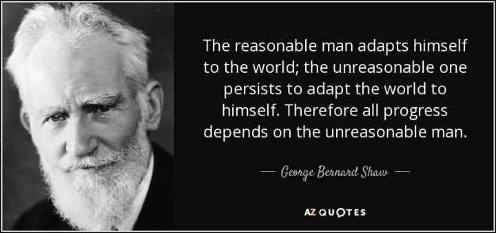 motivational quotes by George Bernard Shaw