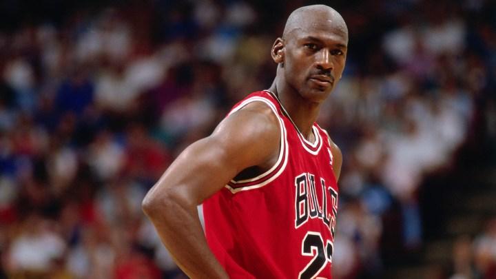 Michael Jordan is a great example of leadership.