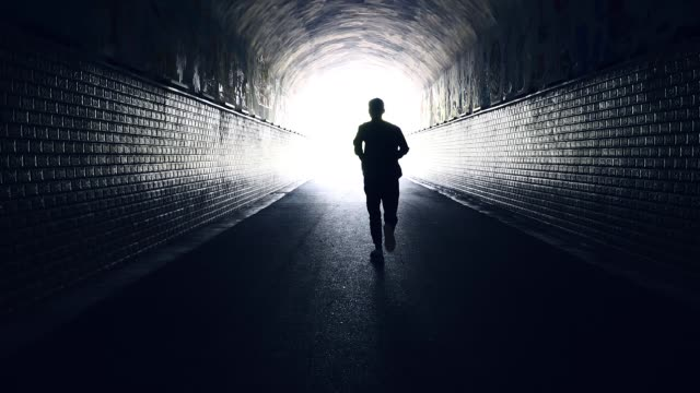 There is light at the end of the tunnel.
