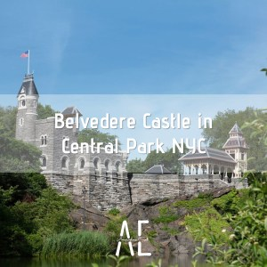 Belvedere Castle in Central Park NYC