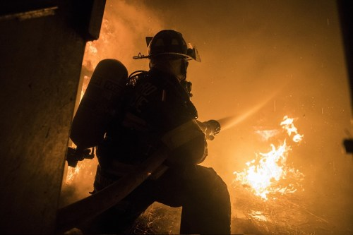 Firefighter Number Two Most Stressful Job Forbes