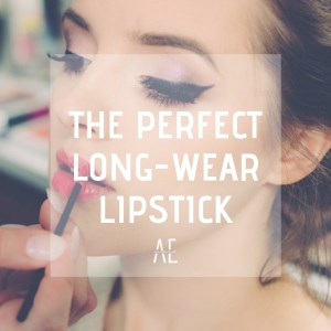 The Perfect Long-Wear Lipstick