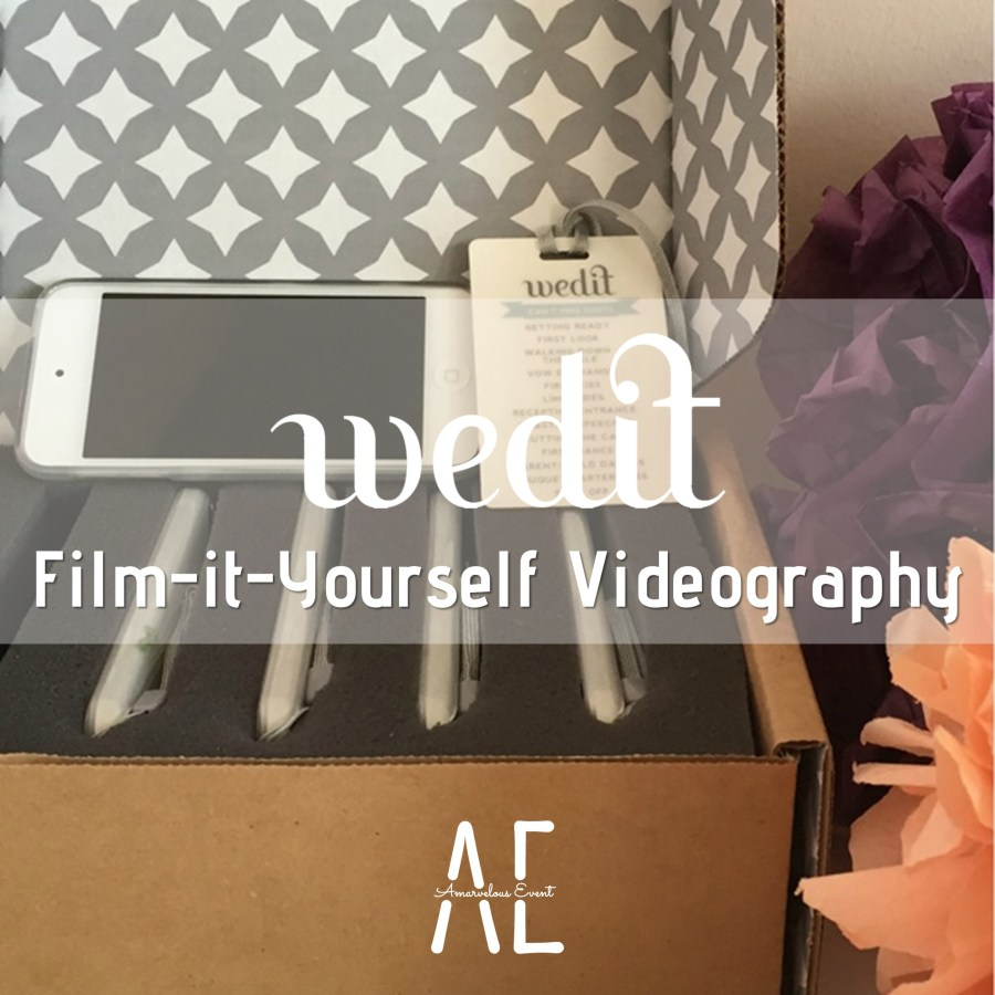 Wedit: Film-it-Yourself Videography