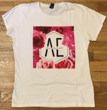 White Amarvelous t-shirt