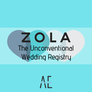 Zola: The Unconventional Wedding Registry