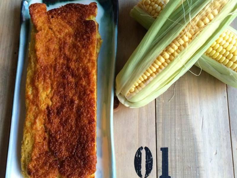 Bizcocho de maiz