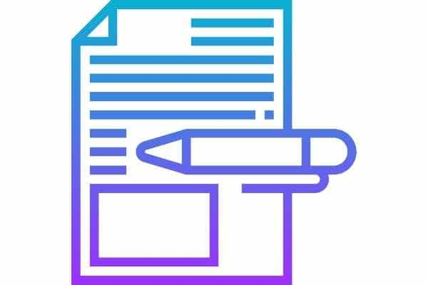 rédaction de fiches produits