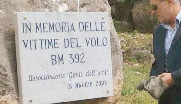 16 Aprile 1972, quarantuno anni fa il disastro aereo degli Ardinelli