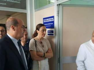 Nicola Zingaretti, Mauro Buschini, Daniela Bianchi