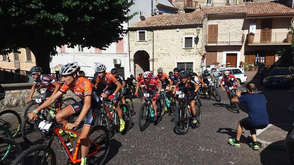 Villa Santo Stefano, si è corsa stamani la 2^ edizione della Granfondo MTB Campo Lupino