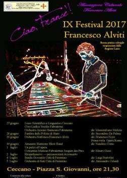 IX° Festival Francesco Alviti