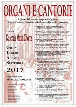 Organi e Cantorie