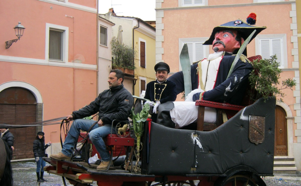 Il Carnevale di Frosinone. Origini, storia e tradizioni