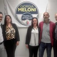 Si rinnova il direttivo del circolo fratelli d'Italia di Amaseno