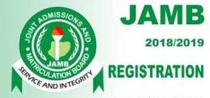 2019/2020 Jamb Registration