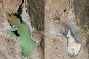 NASA. Lake Poopo, April 2013, Jan 2016 Photograph. NASA. Earth Observatory NASA. Web. 24 April 2016