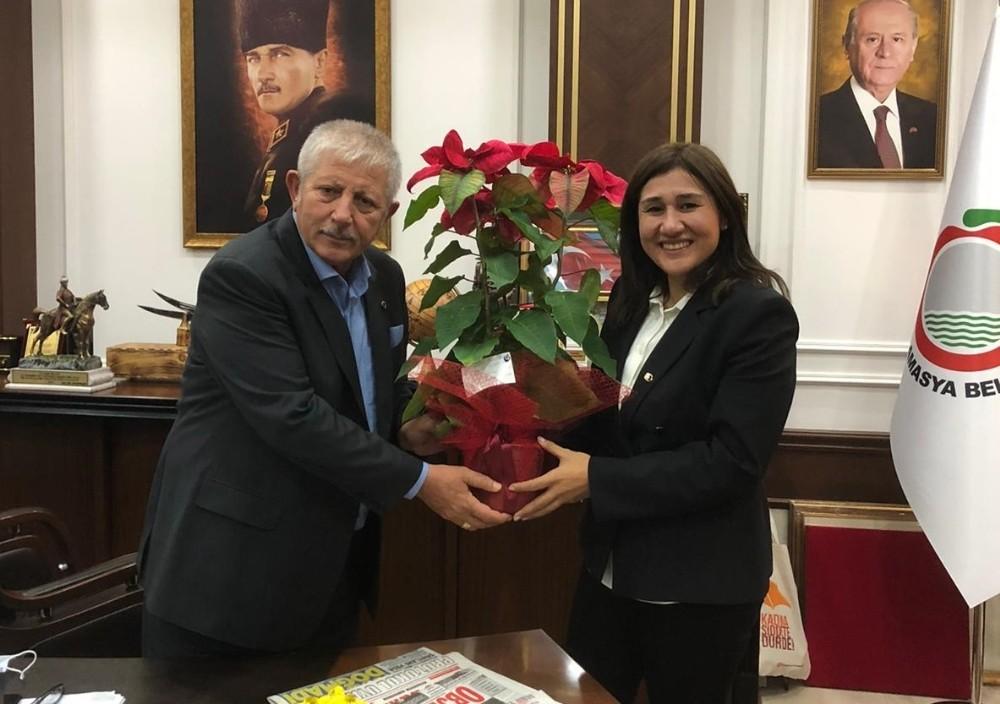 GÜMYAD'dan Başkan Sarı'ya destek teşekkürü