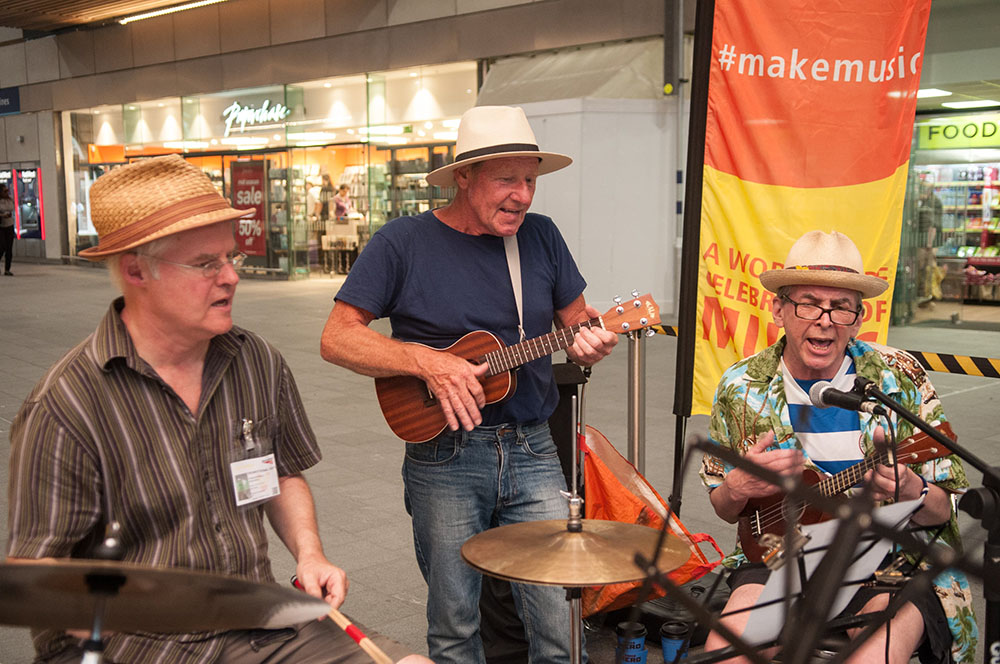 Make Music Day UK