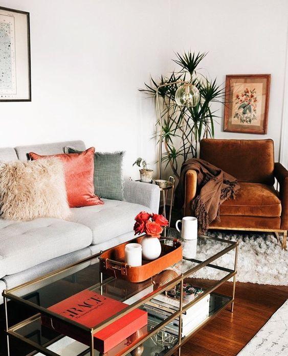 Arredare il soggiorno col Living Coral