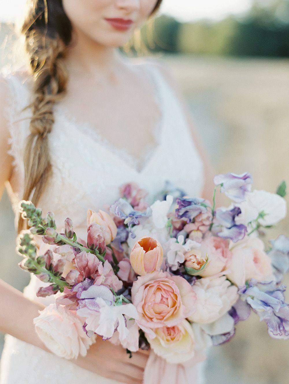 Dettagli di stile per il matrimonio primaverile