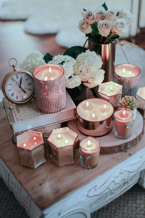 accessori styling d'interni - candele