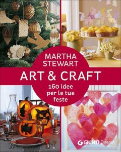 libri decorazione feste - art & craft