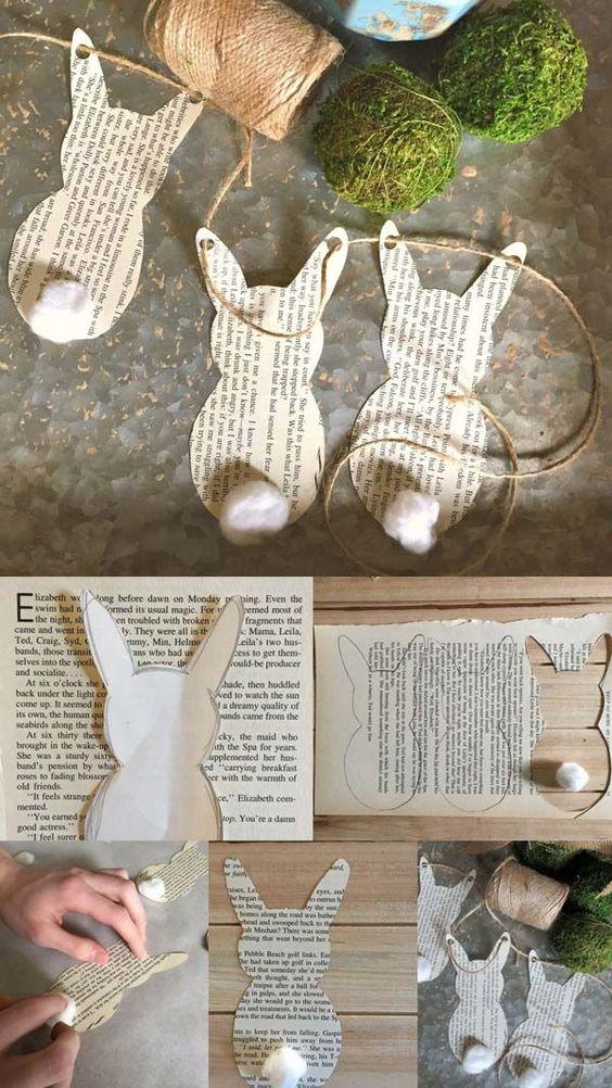 Coniglietti di carta