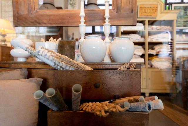 Matriaca, un negozio d'arredamento a Schio