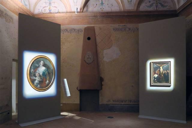 Quadreria Maldotti Palazzo Ducale di Mantova