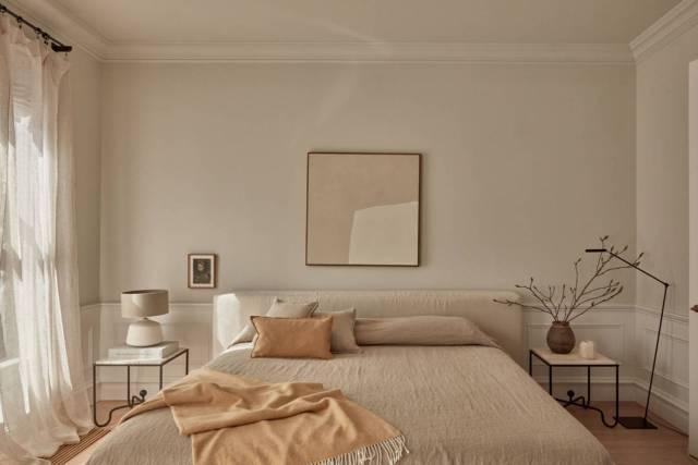 Materiali naturali per il massimo comfort in camera da letto