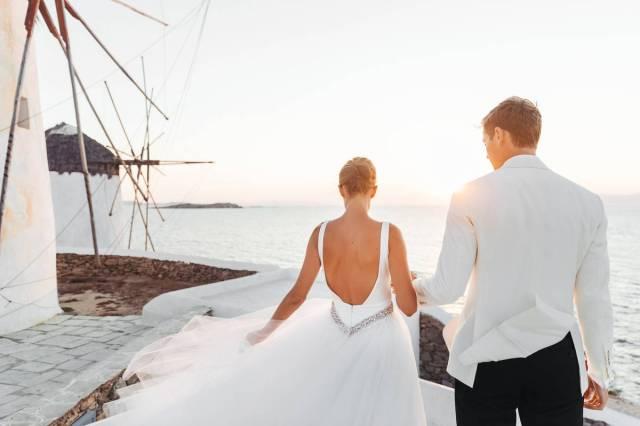 Viaggio di nozze in Europa