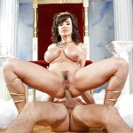 MIS FETICHES: LISA ANN GODDESS OF BIG DICK