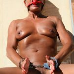 MIS FETICHES: GOLDENFEET BALL GAG POOL