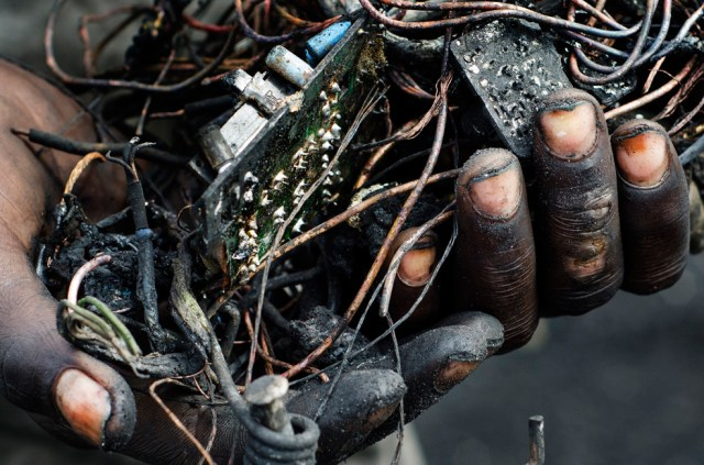 African Hands and eWaste