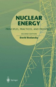 Nuclear Energy by David Bodansky