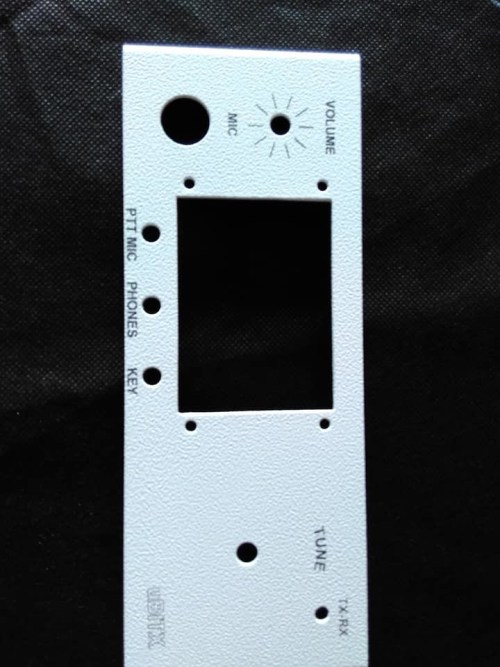 2.8 INCH NEXTION BLUE PANEL