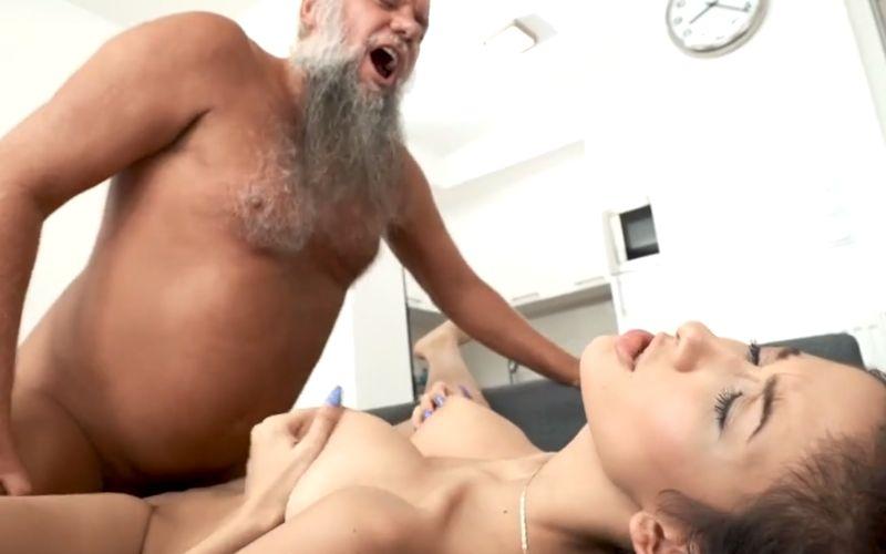 Oude vrouwen voor seks