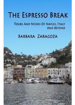 """Cover of """"The Espresso Break"""" by Barbara Zaragoza"""