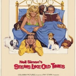Seems Like Old Times movie poster