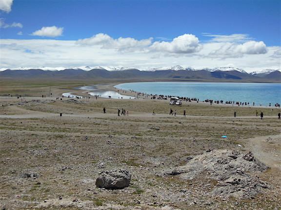 Lake Namtso