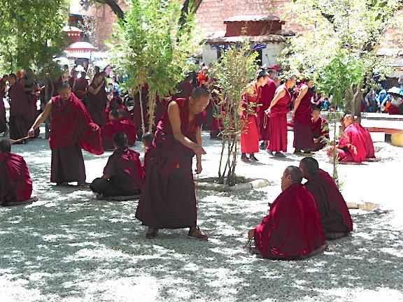 Monk's Debate
