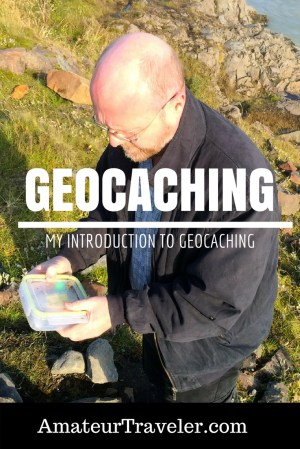 My Introduction to Geocaching