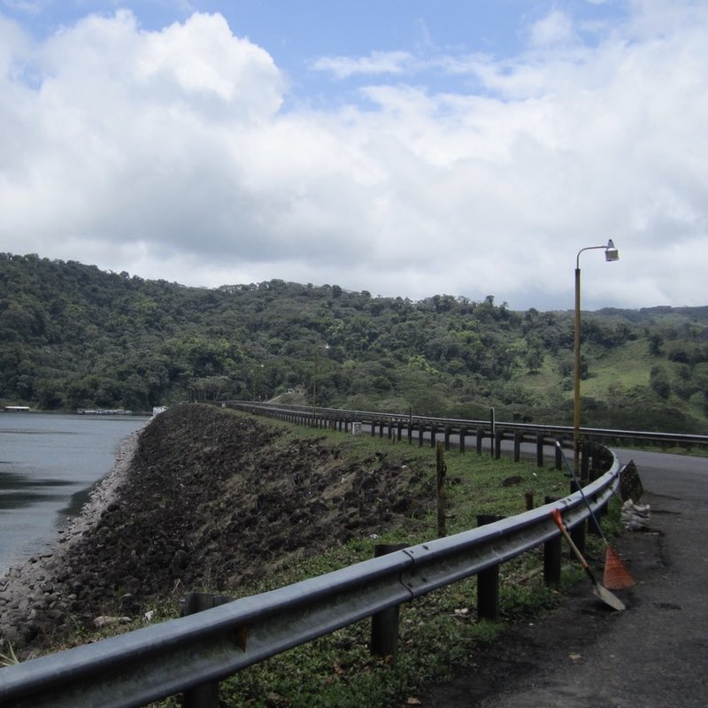 La Fortuna dam