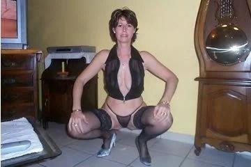 Amatőr MILF szexképek
