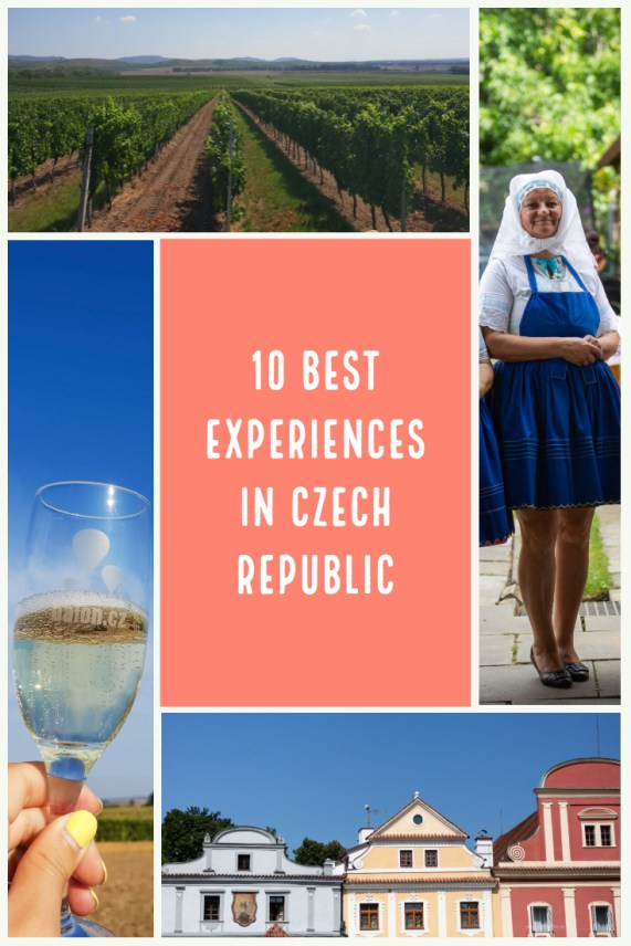 10 best experiences in Czech Republic - wine, hot air balloon, beer spa and more