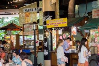 Singapore Flyer food centre